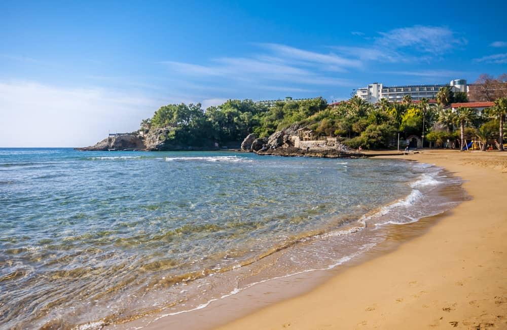 İncekum Plajı, Çamlı, Marmaris