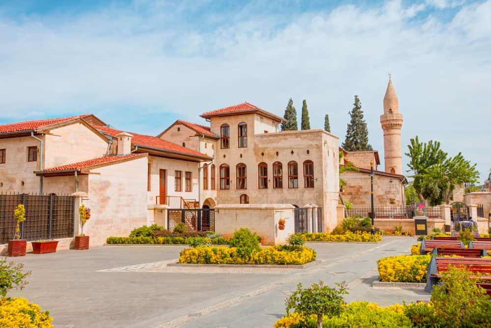Şahinbey Bölgesi- Gaziantep'te Gezilecek Yerler