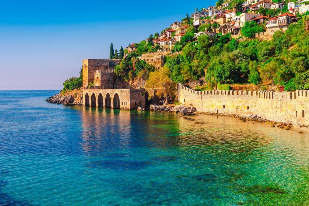 Alamya Kalesi, Antalya