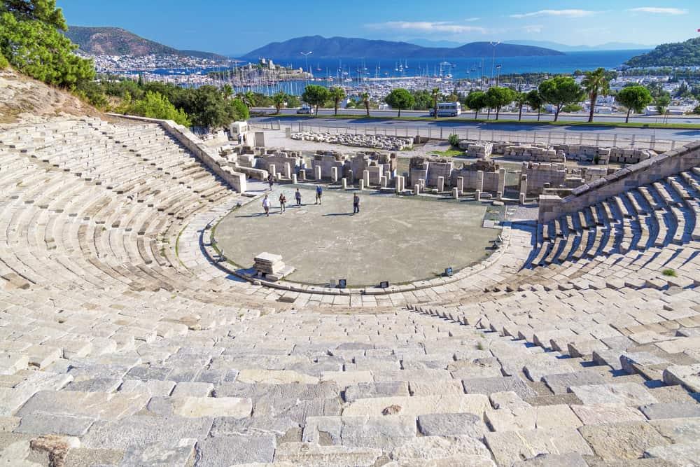 Bodrum Antik Tiyatrosu