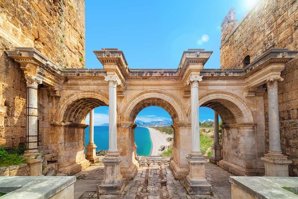 Hadrian Kapası