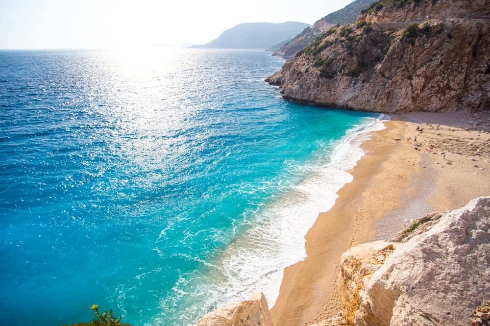 Kaputaj Plajı, Antalya