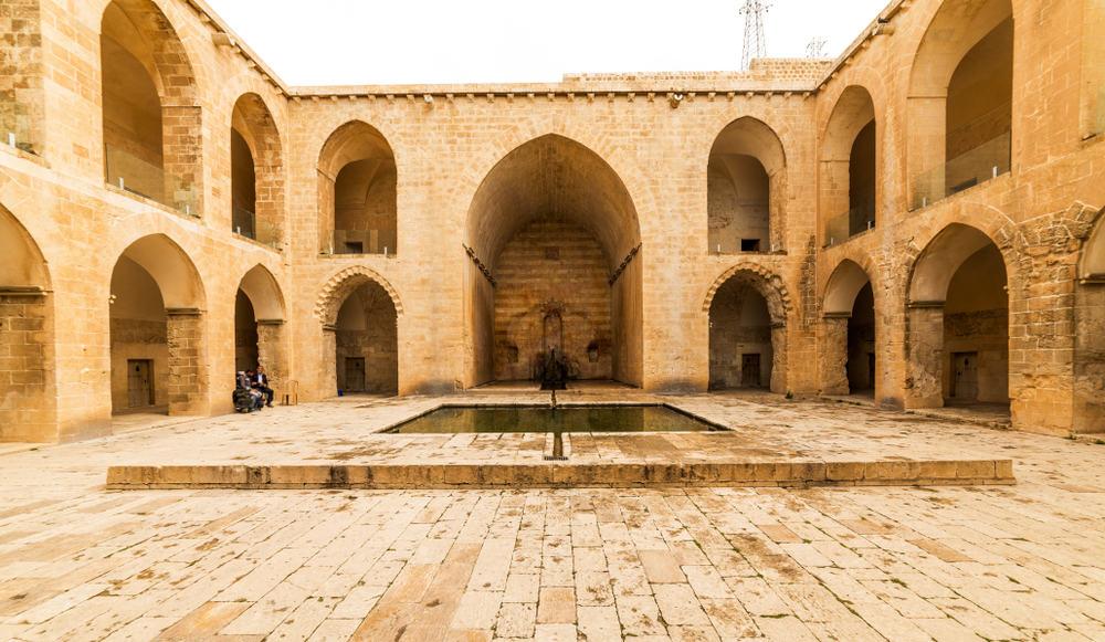 Kasımiye Medresesi Mardin
