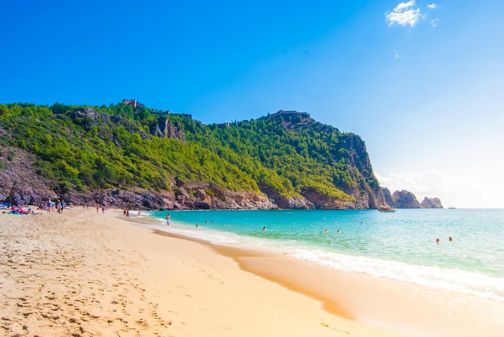 Kleopatra Plajı