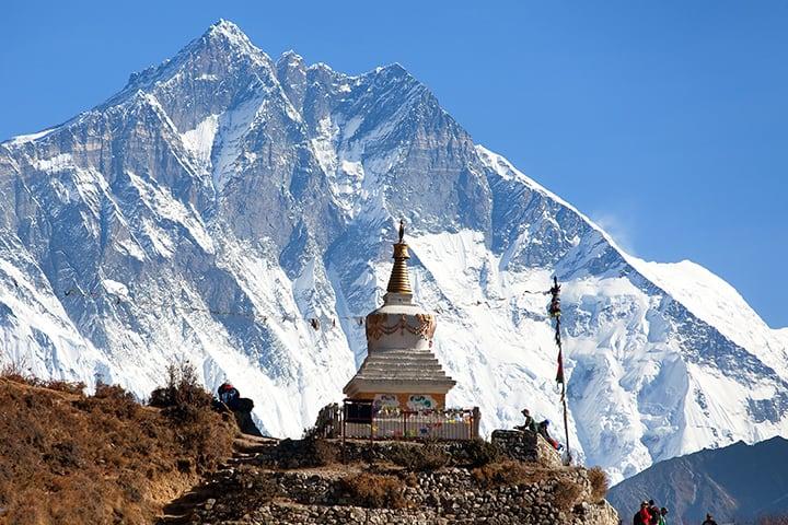 Lhotse (Lhotse Dağı), 8,516 metre, Çin-Nepal, Asya