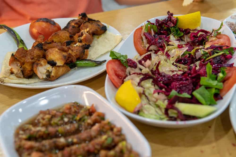 Mardin'de Yeme İçme