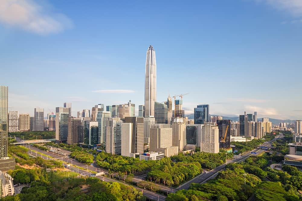 Ping An Finance Center (Ping An Uluslararası Finans Merkezi),599 metre, Shenzhen, Çin