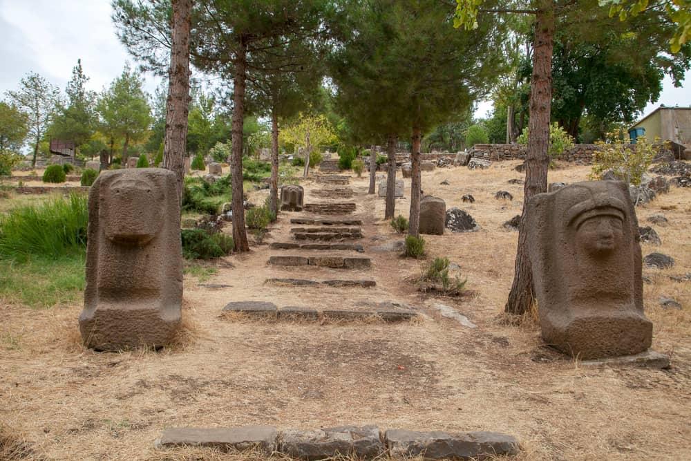 Yesemek Köyü Hitit Heykelleri, Gaziantep
