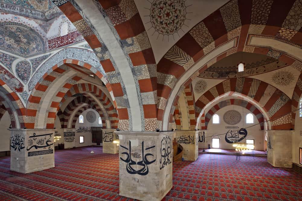 Eski Camii, Edirne