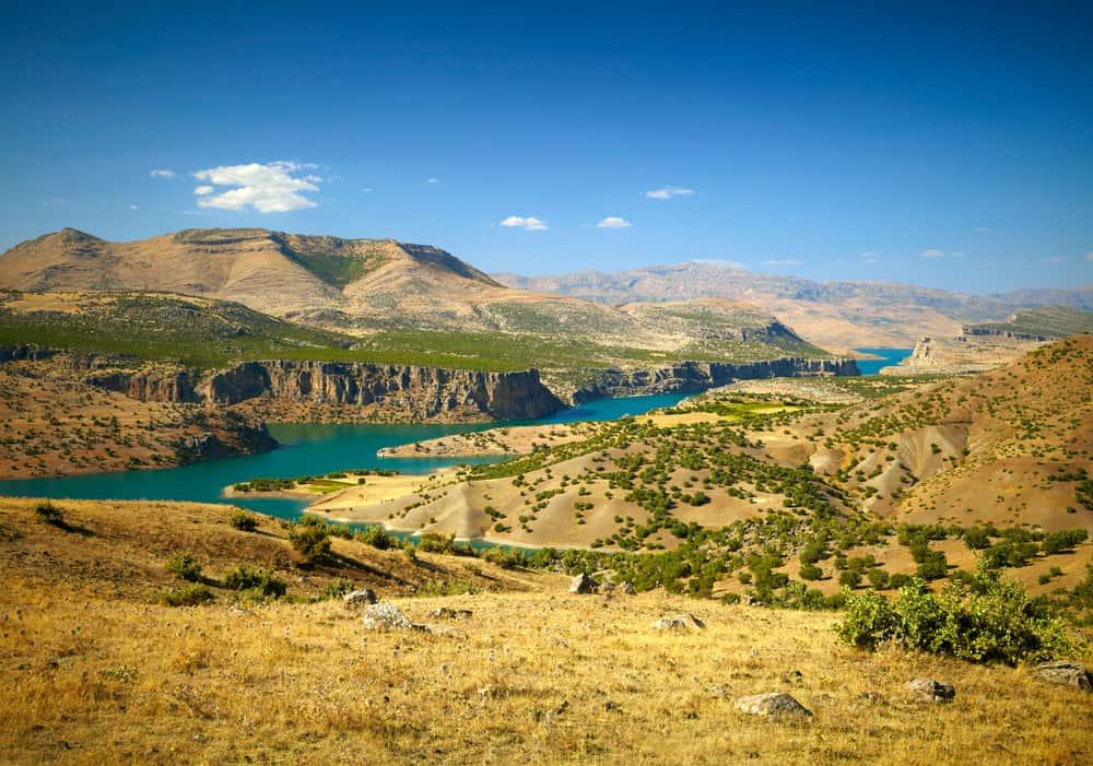 Fırat Nehri Gaziantep