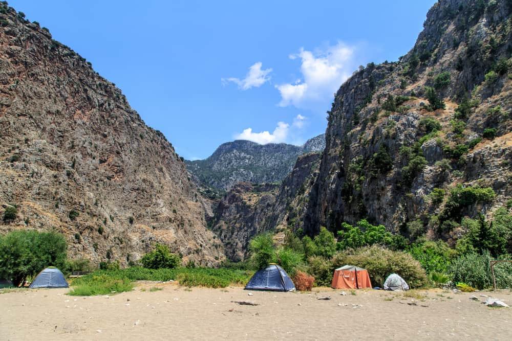 Fethiye kamp