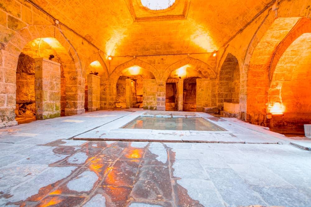 Tarihi Naib Hamamı Gaziantep