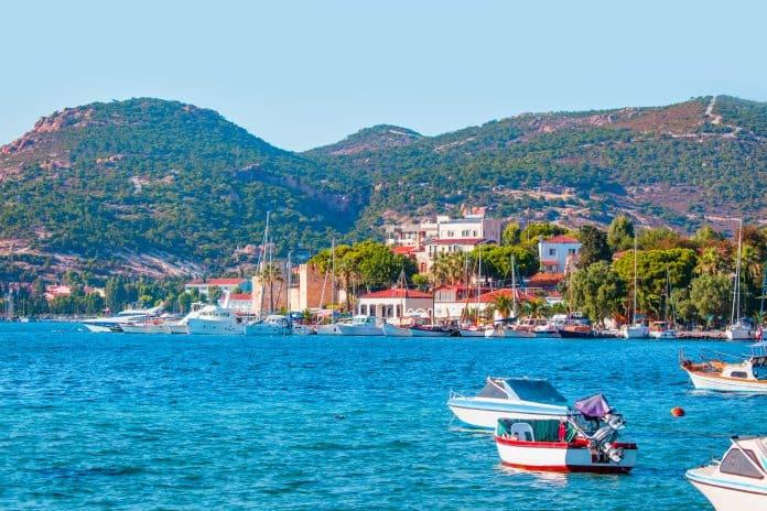 izmir'in yazlık ilçeleri