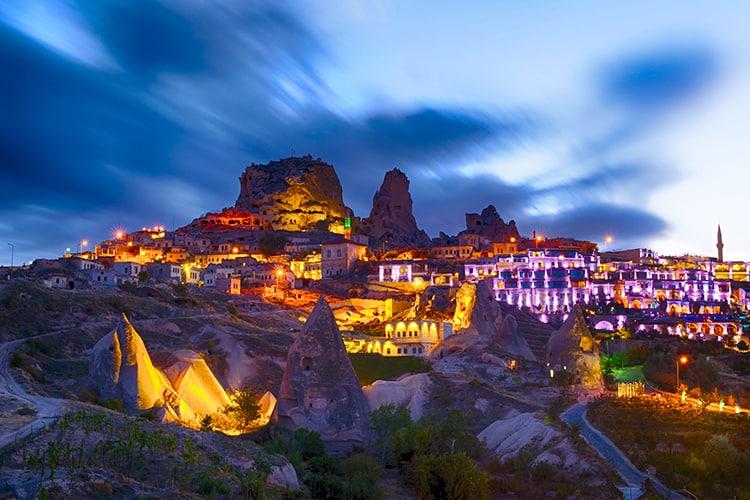 Kapadokya Gece