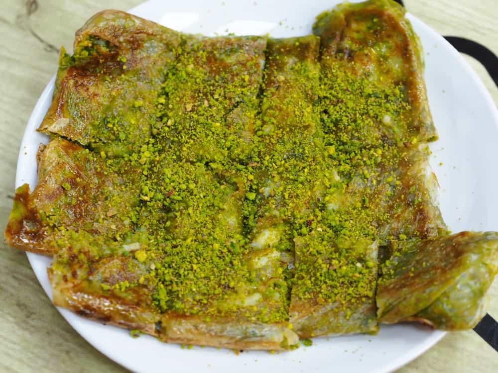 Gaziantep'te Yeme İçme