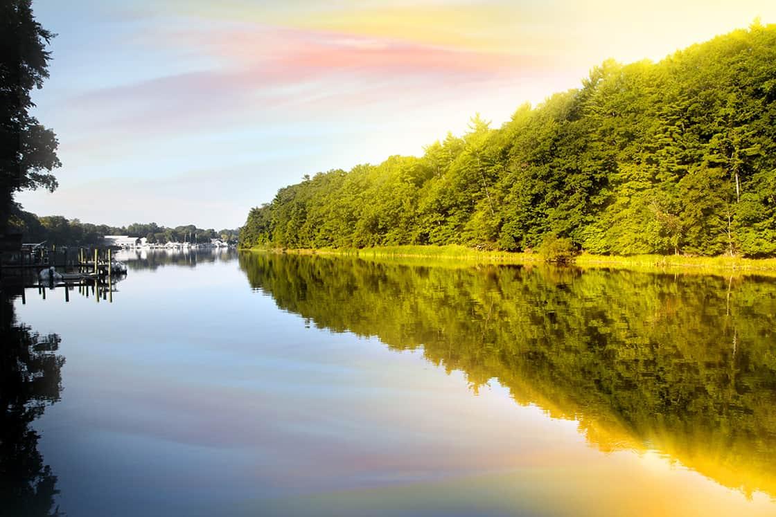 Lake Michigan (Michigan Gölü), Amerika Birleşik Devletleri, Kuzey Amerika