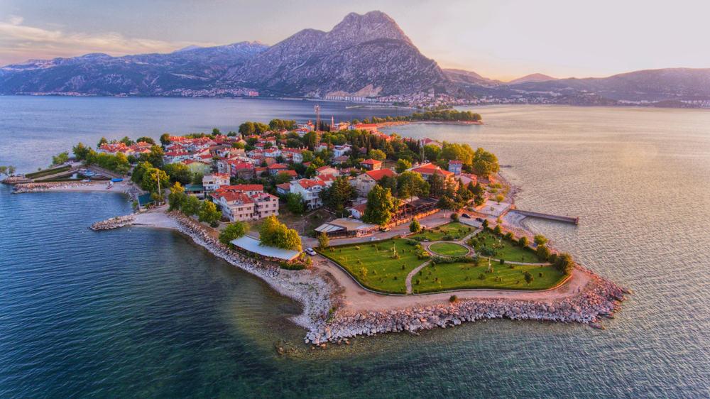 Isparta Eğirdir Gölü