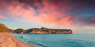 Patara Plajı, Kaş, Antalya