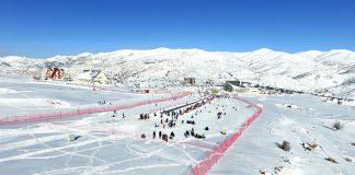 Sivas Yıldız Dağı Kayak Merkezi
