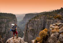 türkiye trekking