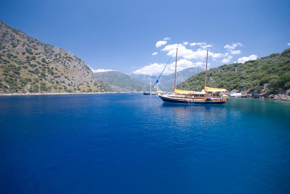Tekne Fethiye