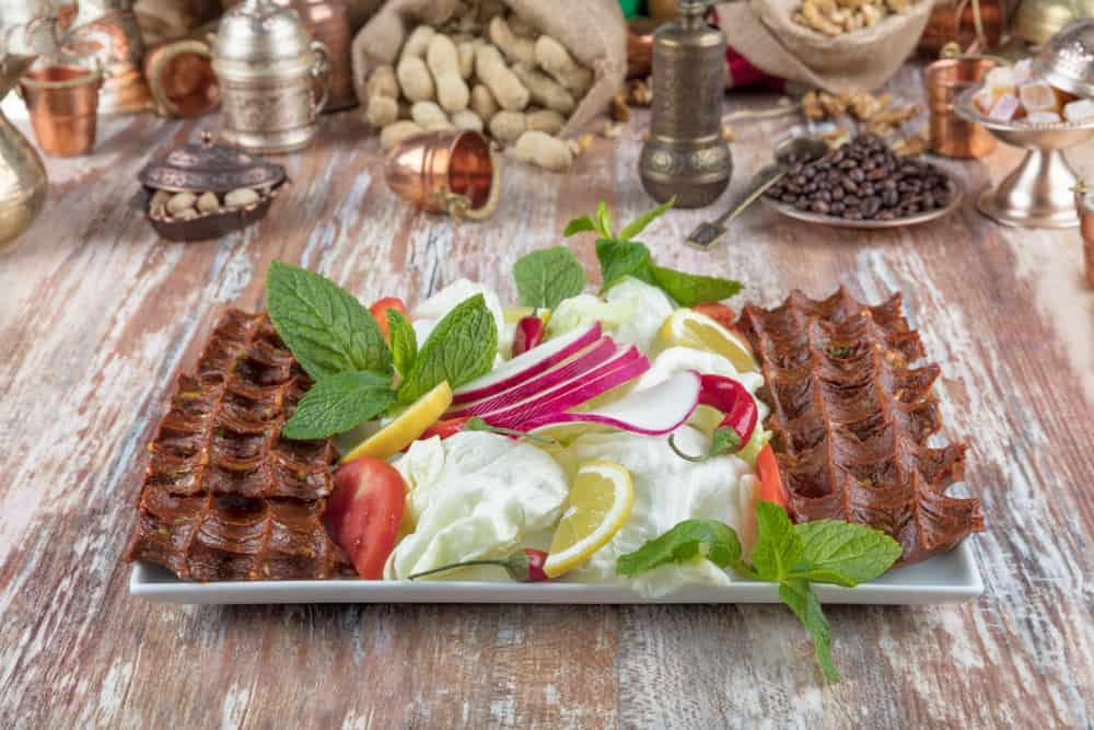 Şanlıurfa'da yemek
