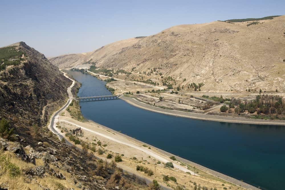 Atatürk Barajı Şanlıurfa