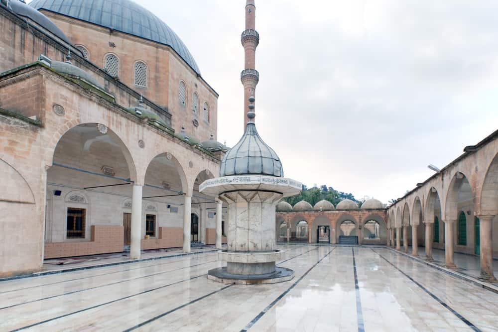 Rizvaniye Cami Şanlıurfa