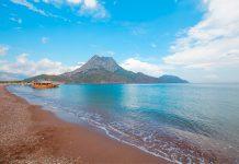 Olimpos (Olympos) Plajı, Kumluca