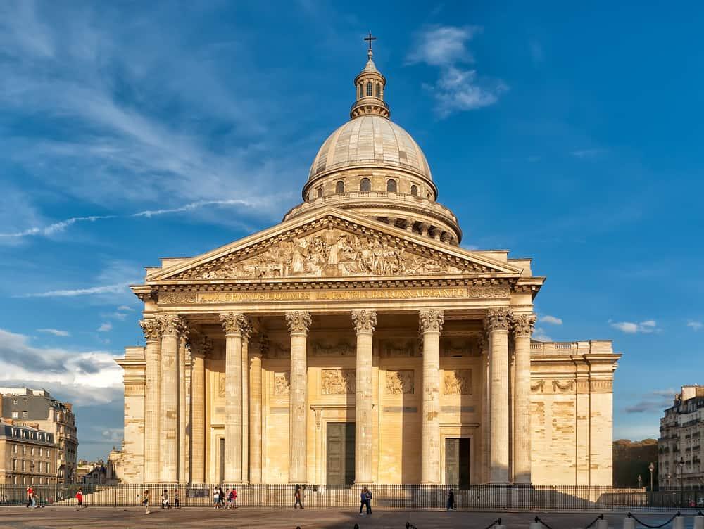 Pantheon Paris Fransa