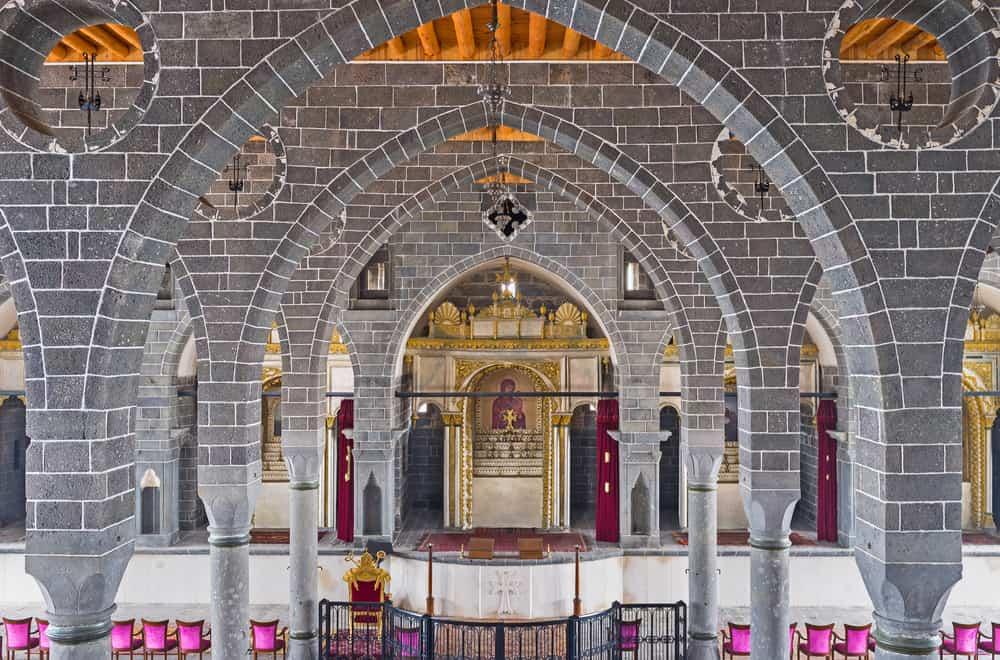 Surp Giragos Ermeni Ortodoks Kilisesi Diyarbakır