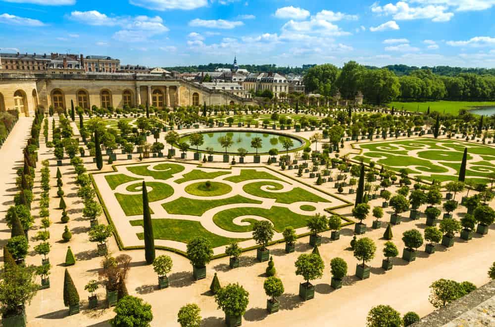 Versailles Sarayı, Paris