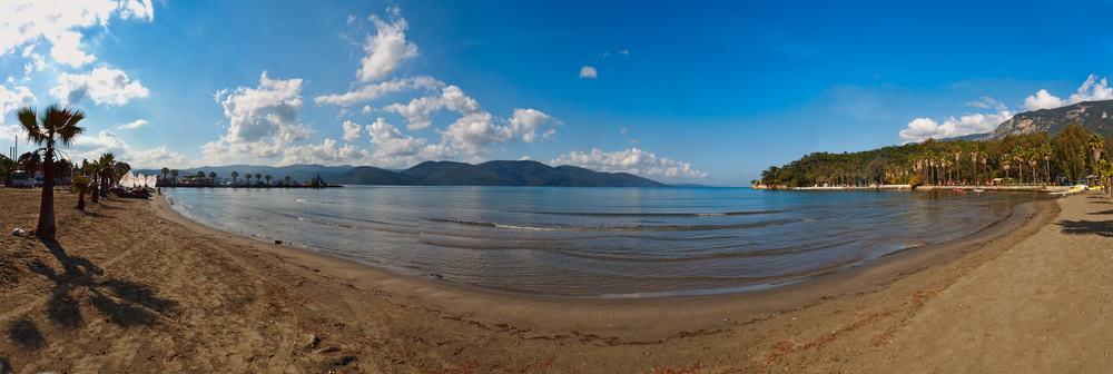 akyaka plajı