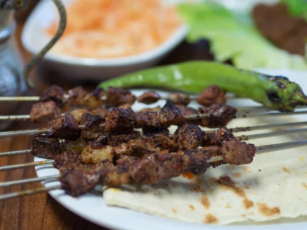 Diyarbakır'da Yeme İçme