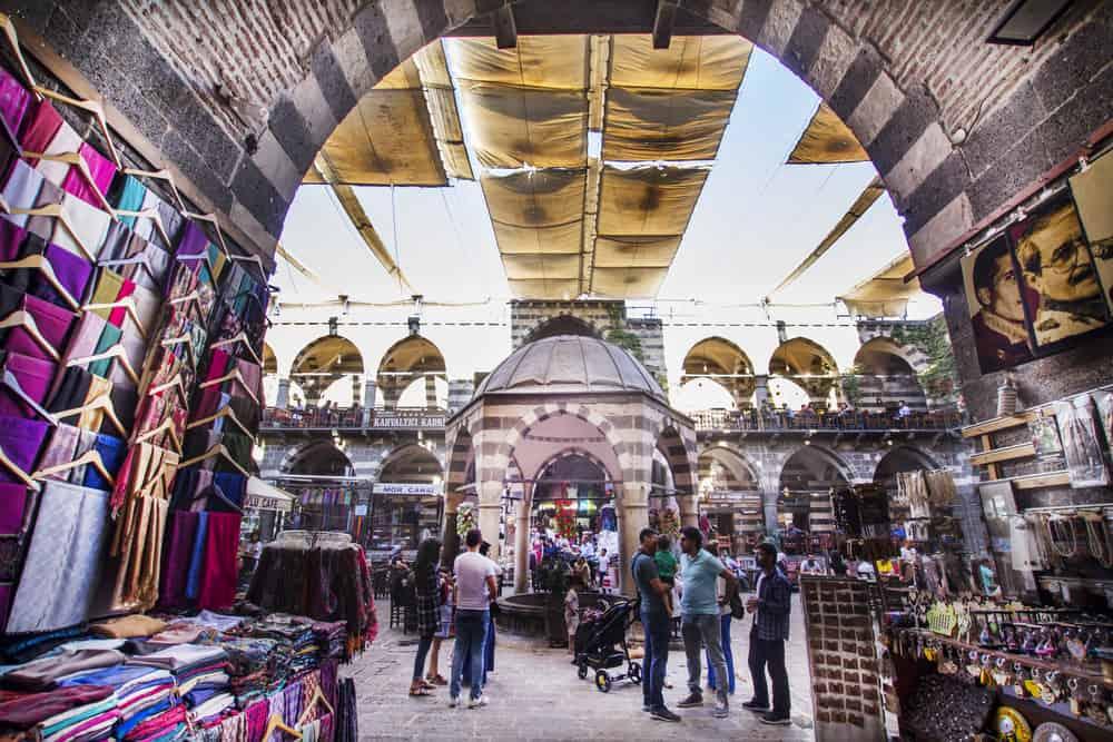 Diyarbakır'da Alışveriş