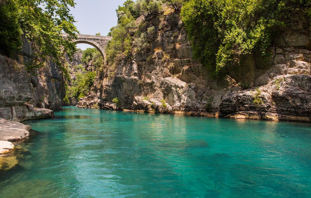 Köprülü Kanyon Manavgat Antalya