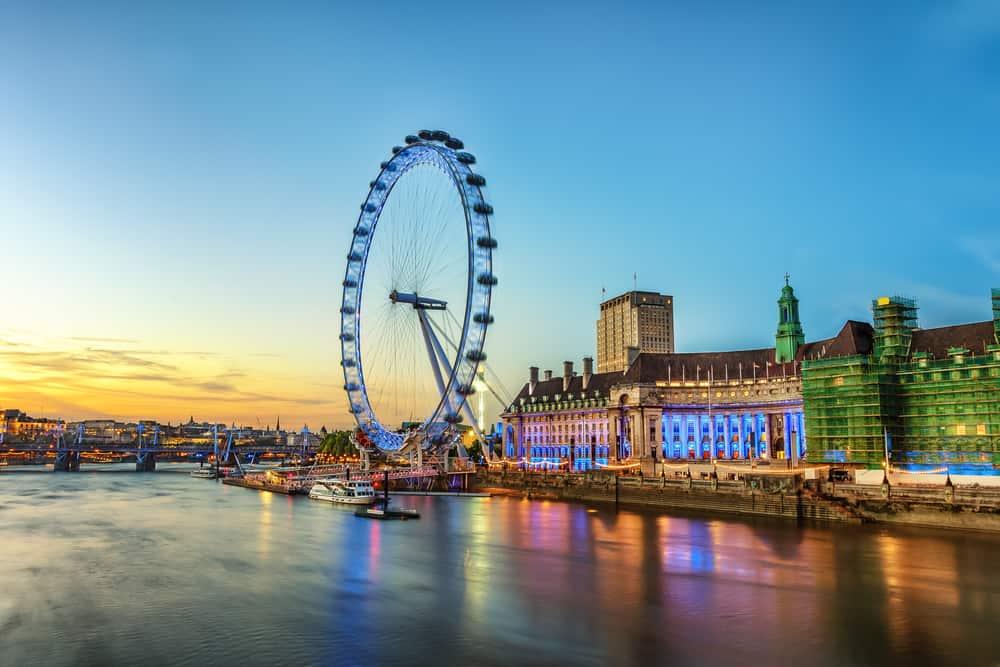 London Eye, Londra