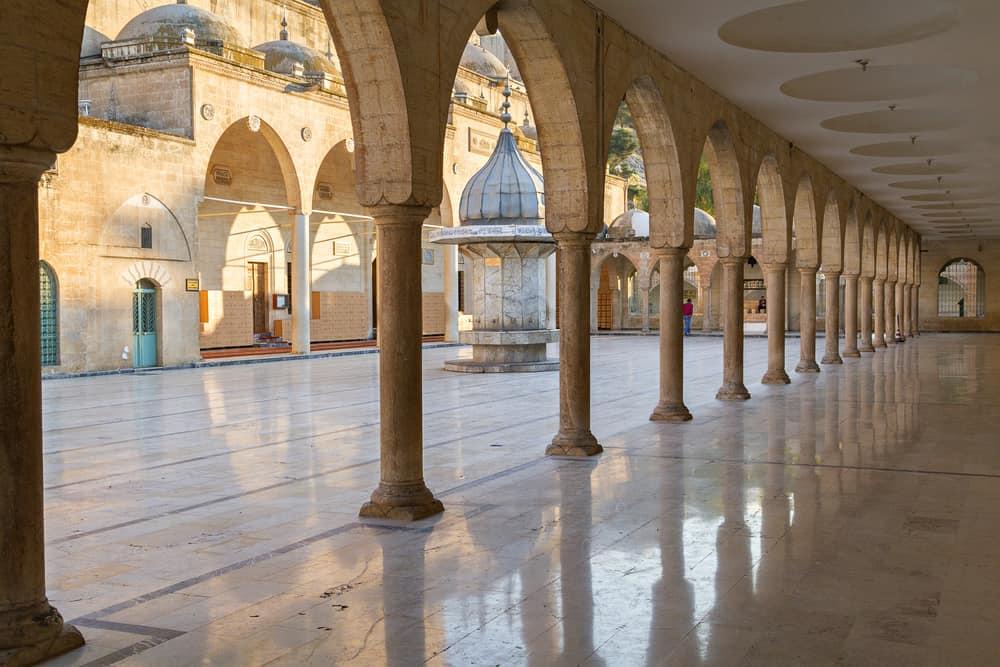Halil-ür Rahman Cami Şanlıurfa