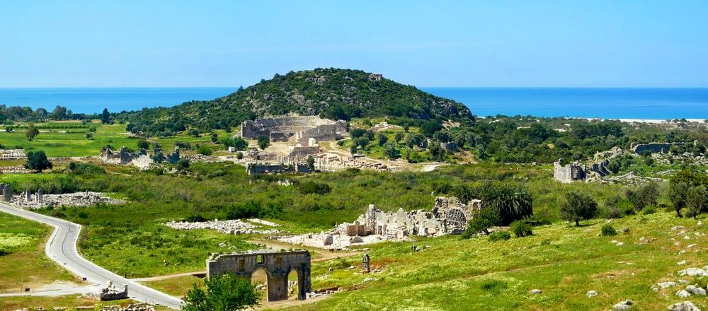 Fethiye'deki Antik Kentler