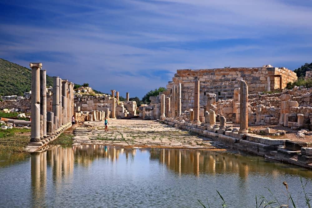 Patara Antik Kenti, Kaş