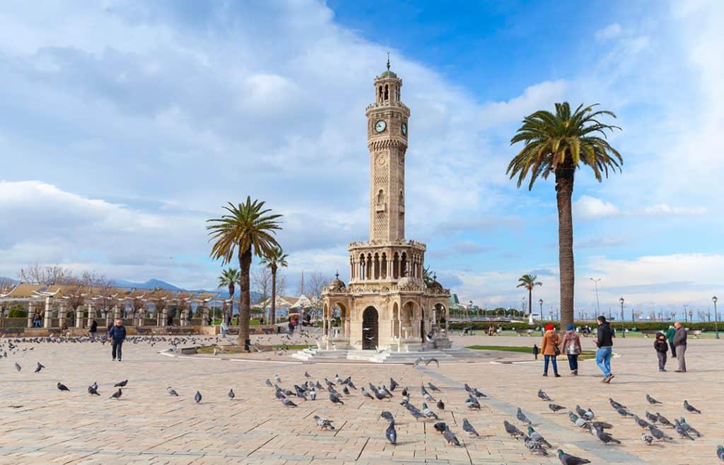 İzmir Saat Kulesi, Konak, İzmir