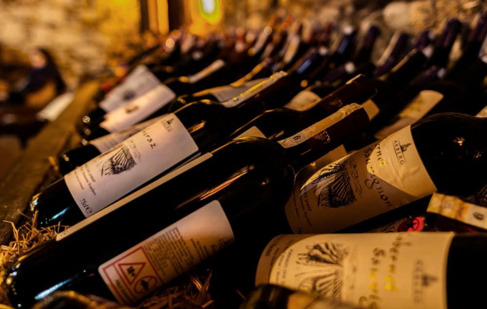 Şirince'de Alışveriş, Şirince Şarapları