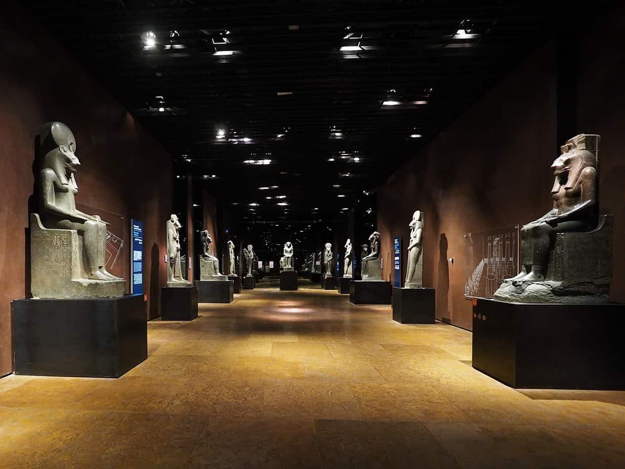 Antik mısır müzesi