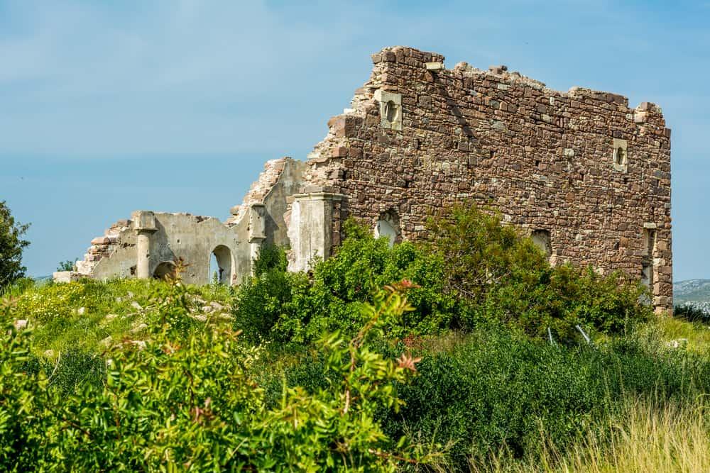 Erythrai Antik Kenti, Çeşme