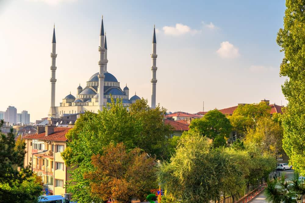 Kocatepe Camisi Ankara