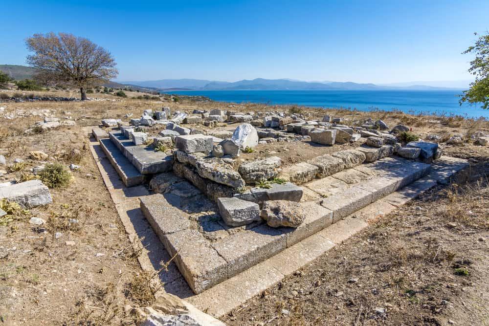 Kolophon Antik Kenti, Menderes, İzmir