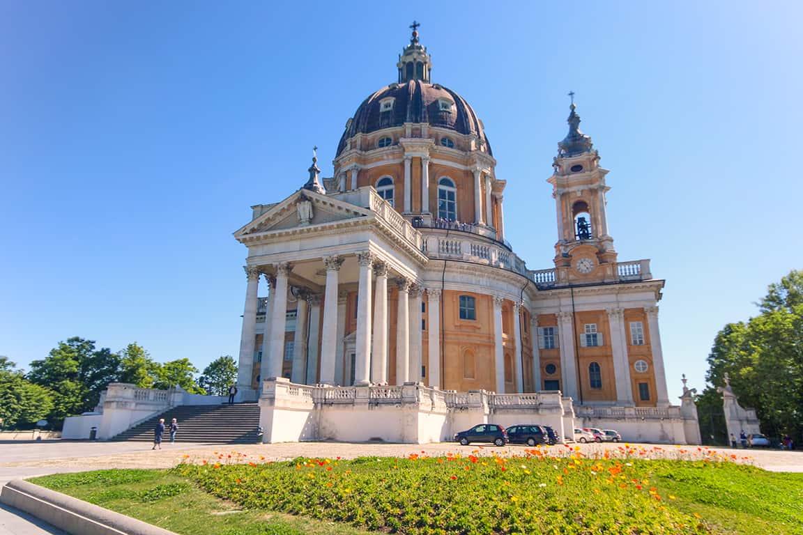 Superga katedrali