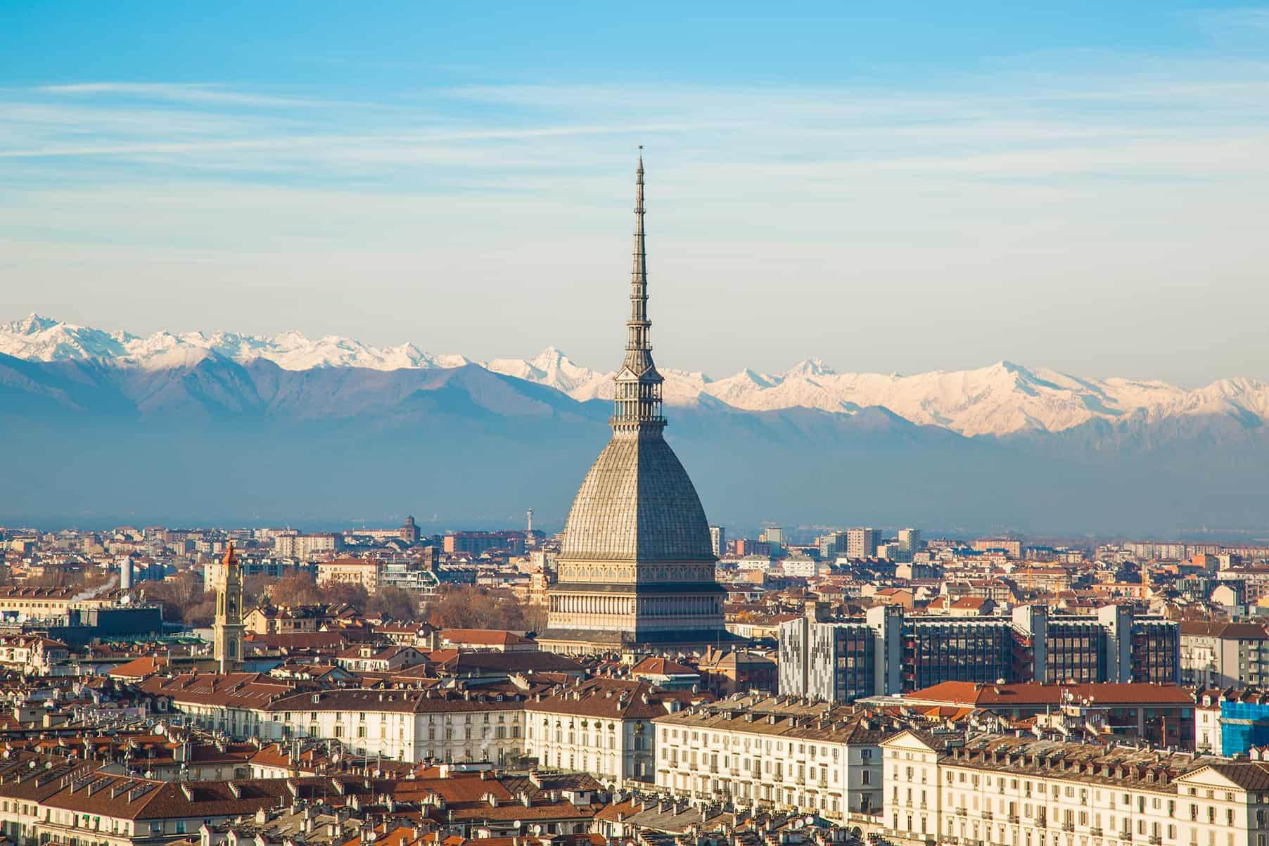 Torino iklim