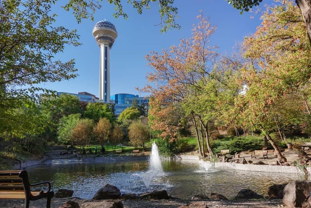 Botanik Parkı Ankara
