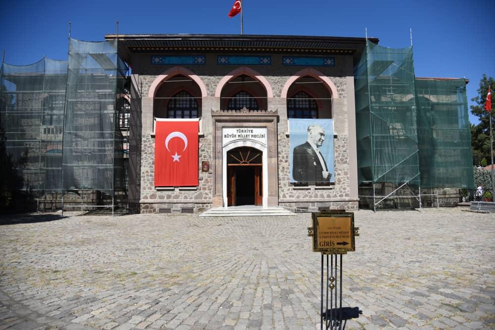 Kurtuluş Savaşı Müzesi Ankara